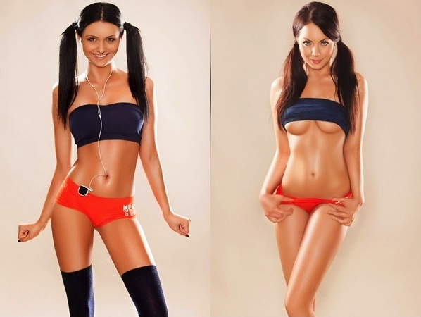 Twins Escorts London Fantasy With Beth and Sarina